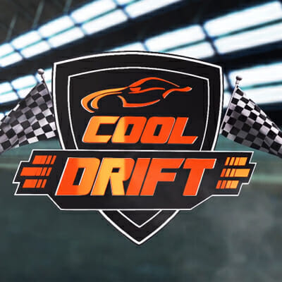 Cool Drift LOGO ANIMATION